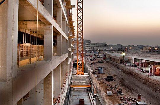 Barwa Commercial Avenue – Infrastructure Utilities