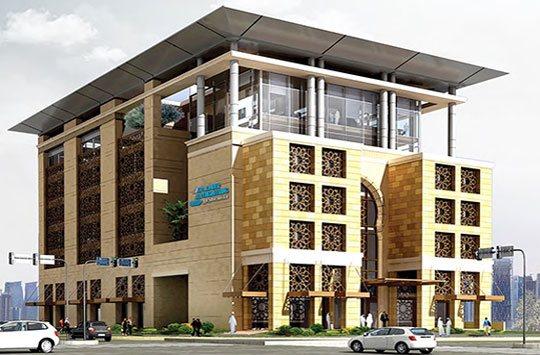 Aljaber Engineering Headquarters Lusail-Qatar